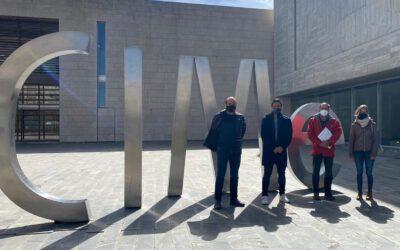 Presentació Agepib al Consell insular d'Esports de Menorca