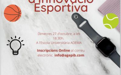 Jornada d'Innovacio Esportiva